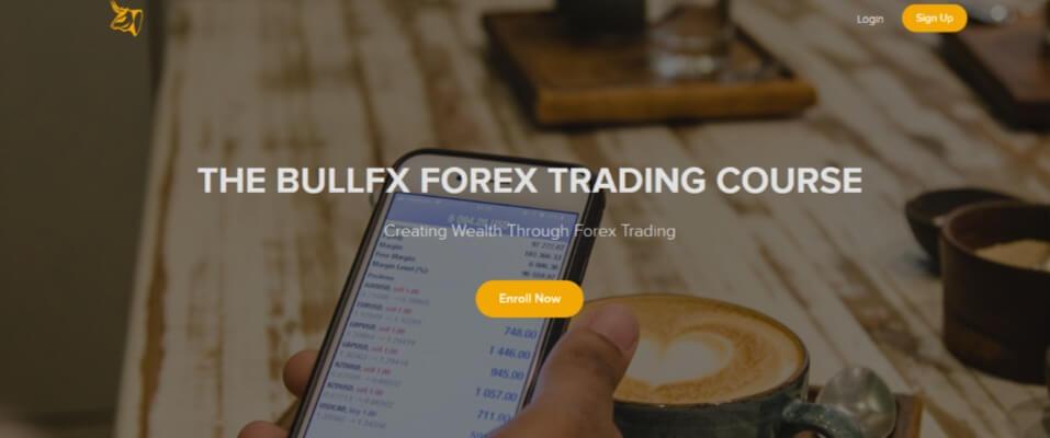 BullFx Forex Trading Online Course
