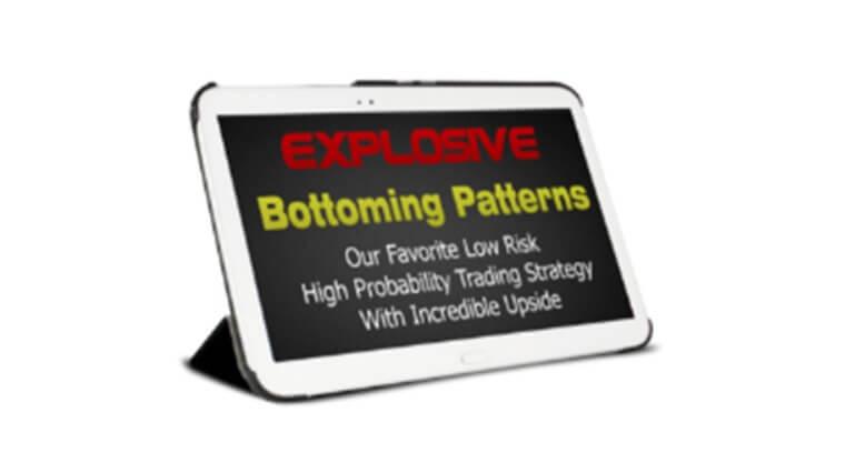 Explosive Bottoming Patterns